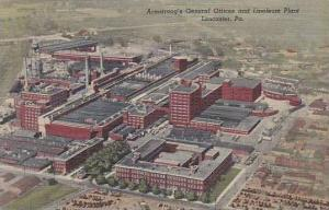 Pennsylvania Lancaster Armstrong Linoleum Plant General Offices