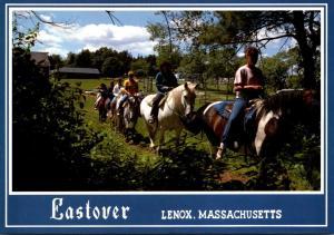 Massachusetts Lenox Eastover Horseback Riders