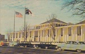 North Carolina Raleigh New North Carolina Legislative Building