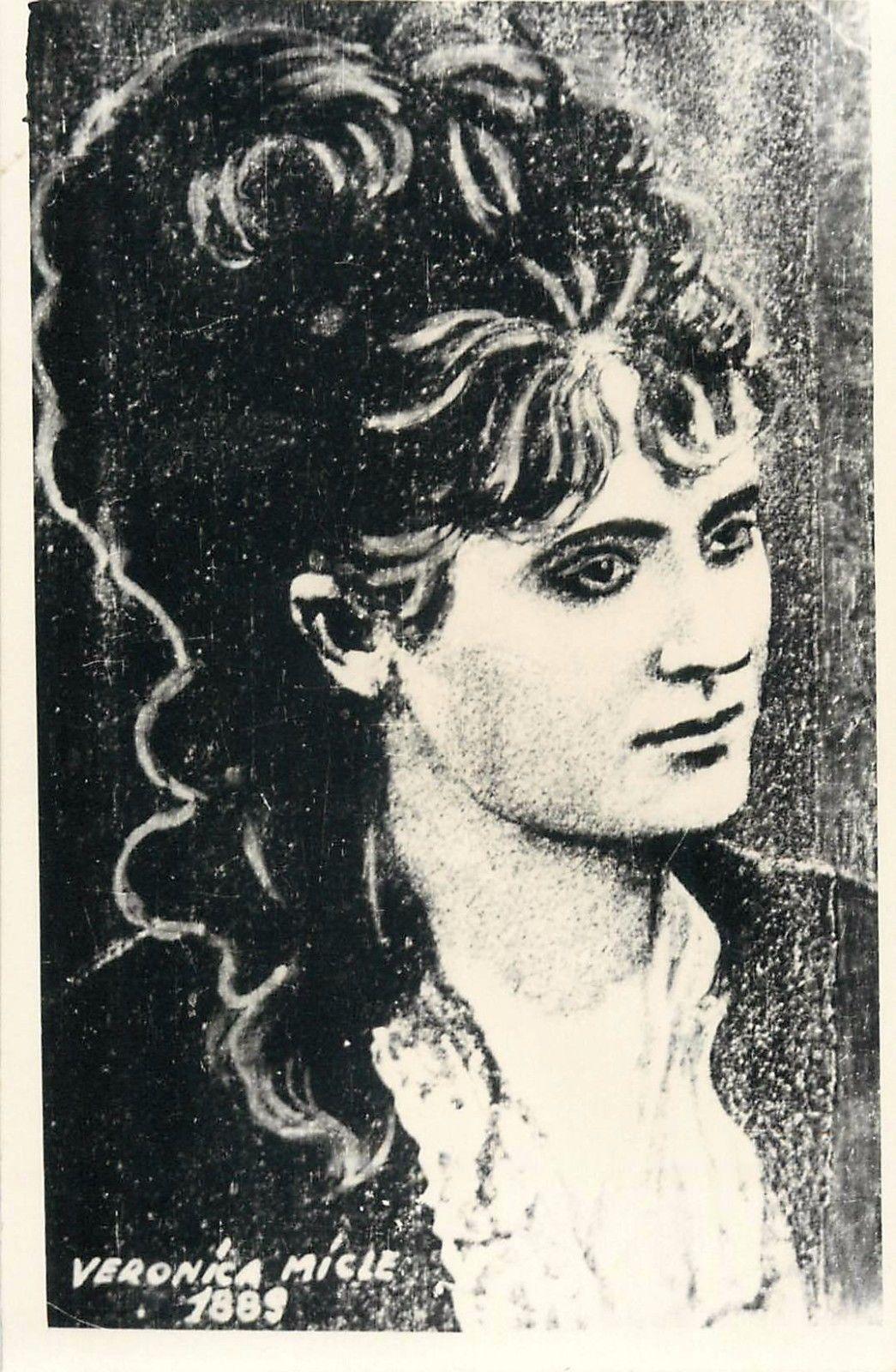 Veronica Micle biografie pe scurt