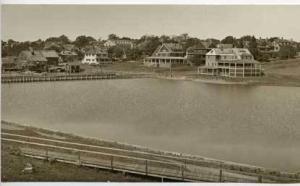 York Harbor ME Very Clear RPPC Postcard