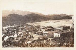 RP , CORDOVA , Alaska , 1930-40s ; Panorama