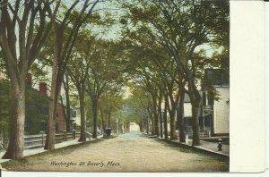 Washington Street, Beverly, Mass.