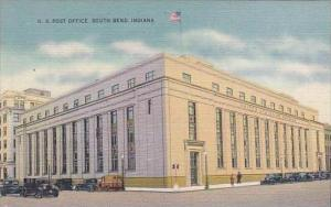 Indiana South Bend U S Post Office