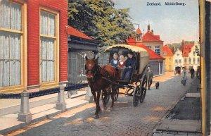 Zeeland Middelburg Holland Unused