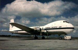 Hawaii Pacific Air ATL-98 Carvair At Honolulu Hawaii