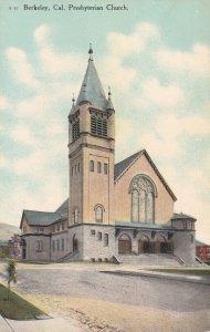 BERKELEY , California , 1900-10s ; Presbyterian Church