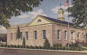 Pennsylvania Mercersburg The Post Office