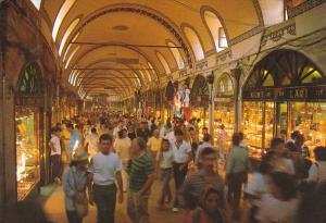 Turkey Istanbul Interior Grand Bazaar