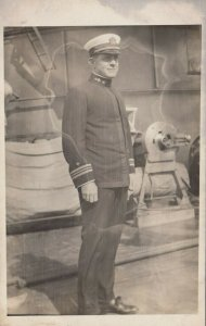 RP: U.S. Navy Officer, 1915