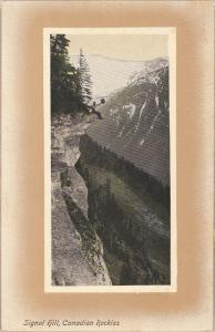 Signal Hill, Canadian Rockies, Canada, 1900-1910s
