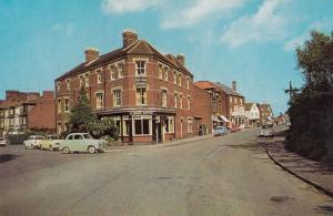 High Street Overstrand 1970s Norfolk Postcard