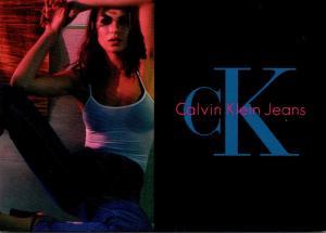 Advertising Calvin Klein Jeans