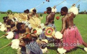 Meke Wesi, Spear Dance Fiji, Fijian Unused