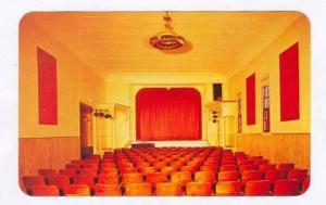 Interior, Bristol Opera House, Elkhart, Indiana, 1940-1960s