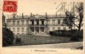 CPA  Chateauroux - La Préfecture    (350524)