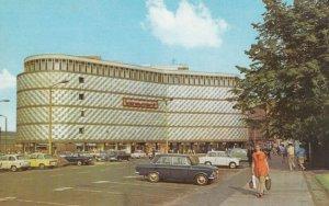 LEIPZIG (Saxony), Germany, 1950s ; Warenhaus Konsument am Bruhl