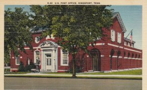 KINGSPORT, Tennessee, 1930-40s; U.S. Post Office
