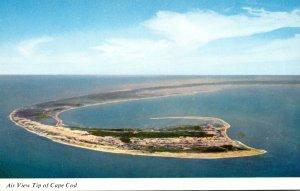 Massachusetts Cape Cod Aerial View