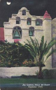 San Gabriel Bells by Night,  California, 00-10s