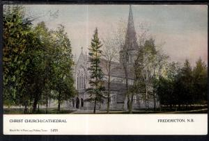 Christ Church Cathedral,Fredericton,New Brunswick,Canada