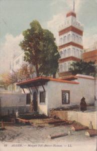 Algeria Alger Mosquee Sidi-Abderr-Haman