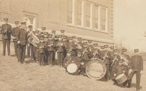 RP: CENTRAL , Pa. , 1900-10s ; I.O.O.F. Orphan Band