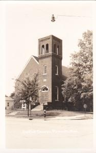 RP: PLYMOUTH , Michigan , 30-40s ; Baptist Church