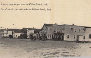 WILLOW BUNCH , Saskatchewan , Canada , 00-10s ; Main Street