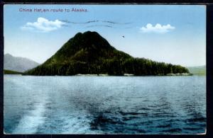 China Hat en Route to Alaska,British Columbia,Canada
