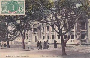Senegal Dakar La Palais de Justice