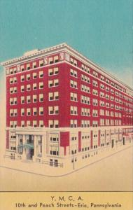 Pennsylvania Erie Y M C A Building