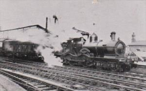 Trains Locomotive 3267 Cornishman Heads South Out Of Leamington Spa In 1931