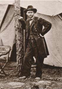 Ulysses S Grant Civil War General and 18th President - Recent Print