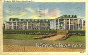 Congress Hotel  Cape May NJ 1945