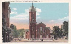 New York Gloversville Bleeker Street Methodist Church