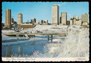 Winter Magic, Edmonton, Alberta, Canada