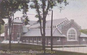 New Hampshire  Hanover The Gymnasium Dartmouth College