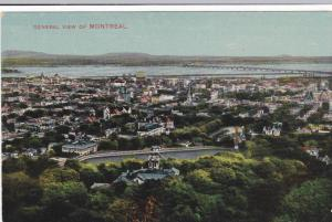 General View Of Montreal, Quebec, Canada, 1900-1910s