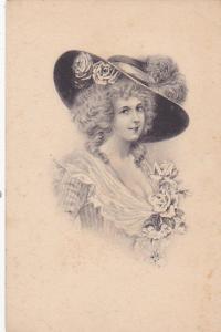 Female Head Portrait , 00-10s ; #1
