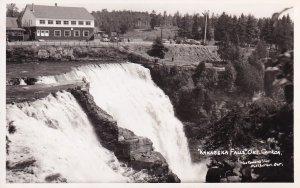 RP: Kakabeka Falls Ontario , Canada , 30-40s