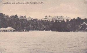 New Hampshire Lake Sunapee Granliden And Cottages 1914