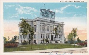 Wisconsin Wausau City Hall