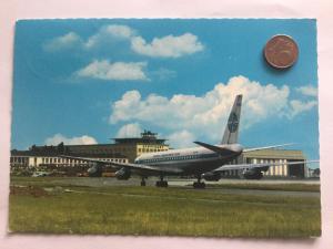 Stuttgart, Flughafen, Airport, Boeing 707 , PANAM, 1970