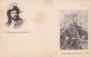 France Le Chevalier Bayard Bayard blesse a Brescia 1512
