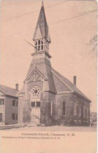 New Hampshire Clarmont Universalist Church