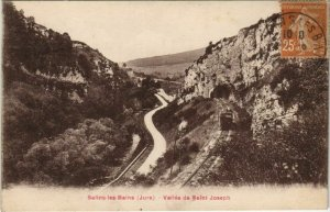 CPA SALINS-les-BAINS - Vallée de St-Joseph (150154)