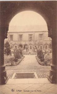 Lirge, Seconde cour de Palais, Belgium, 00-10s