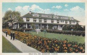 DAVENPORT, Florida, 1925; Holly Hill Inn