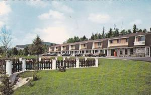 Motel Altitude Inc., Swimming Pool, Ste-Adele Nord, Quebec, Canada, 40-60s